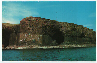 (P2793) Isle of Staffa. 1980s Photo Precision Postcard