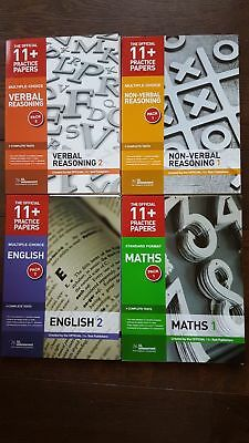 For GL Assessment 11+ Papers,  Maths pack 2,  READ DESCRIPTION