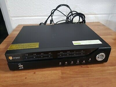 Eneo 16 Channel Digital Video Recorder DVR DLR-2016V No HDD REF:A5