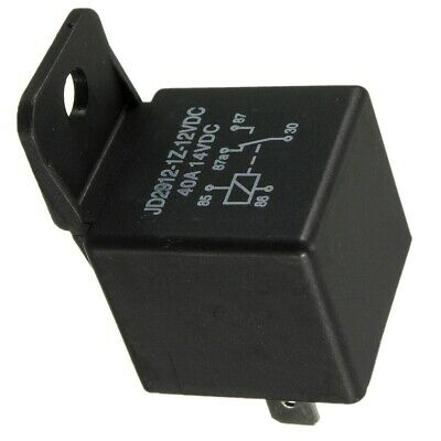 12VDC 40A 5 Pin Automotive Changeover Relay Amp Car Van Truck Motorbike Boat