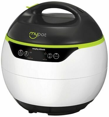 Morphy Richards 560005 Mypot Multi Pressure Cooker with 4 Litre Capacity & 950W