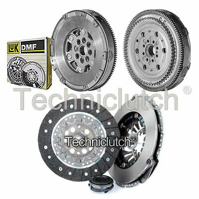 Nationwide 2 Part Clutch Kit And Luk Dmf For Vauxhall Astra Estate 1.3 Cdti