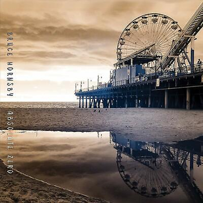 BRUCE HORNSBY ABSOLUTE ZERO CD (Released April 12th 2019)