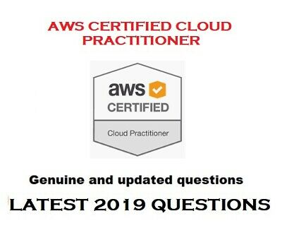 Amazon AWS Certified Cloud Practitioner questions and Simulator