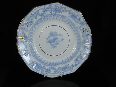 ANTIQUE 19th C BLUE & WHITE DRAGON GRIFFIN CHINESE STYLE PLATE