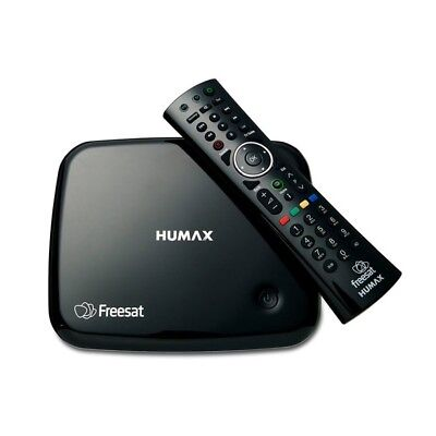 Humax HB-1100S Smart Freesat Receiver with Built-in Wifi - New *Box Tatty*