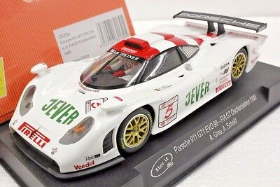 Slot it Flat-6 R 22,000rpm 12.1W Open Can Upgraded 1//32 Slot Car Motor MH11H-2