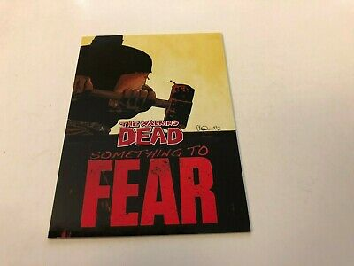"The WALKING DEAD Series 2 ""Something To Fear"" Chase Card #STF-3 - 2013!"