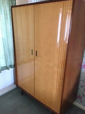 Wide Chunky Large Solid Wood 6 Door Quad H188 X W267cm Home & Garden Armoires & Wardrobes Visit Our Warehouse Terrific Value