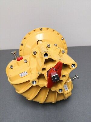 Kinetrol Model 10 Actuator Type 107-100 W/ Tensioned Spring Return