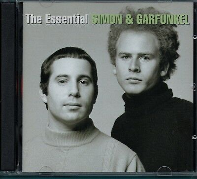 SIMON & GARFUNKEL - The Essential - 2xCD Album *Best Of**Hits**Collection*