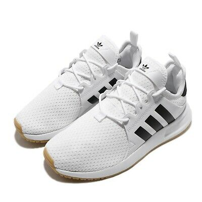 huge selection of 4ab7f 27132 ADIDAS X_PLR 3M Reflective Black White Men Running Shoes ...