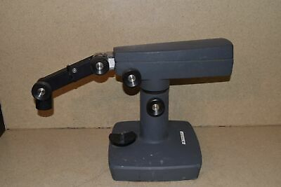 <JM> AMERICAN OPTICAL WEIGHTED  Microscope BOOM STAND  HOLDER - HEAVY DUTY