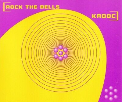 Kadoc: Rock The Bells – 6 Track Cd Single, Sash!, Dj Quicksilver