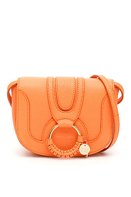 SEE BY CHLOE Hana Studded Leather Crossbody Shoulder Bag