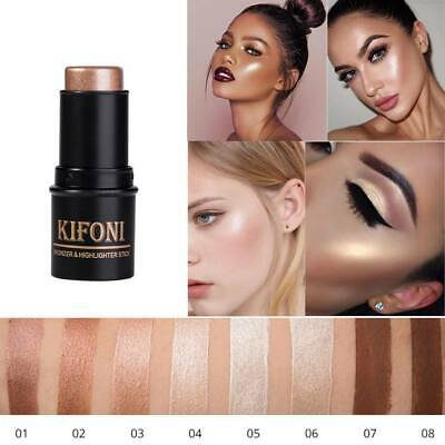 Highlighter Makeup Stick Professional Waterproof Shimmer Highlighting Brighten