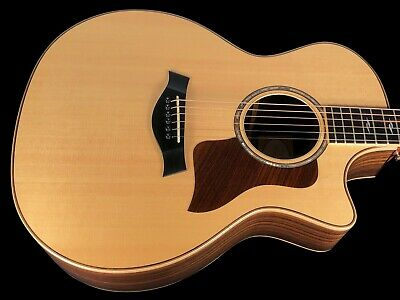 2015 TAYLOR 814CE GRAND AUDITORIUM w CUT-AWAY & EXPRESSION II 814-CE ROSEWOOD