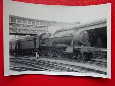 Photo  Gwr Hall Class Loco No 5971 Merevale Hall At Gloucester Central Railway S