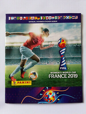 Album Panini World Cup Coupe Du Monde Women France 2019 Neuf Mint French Version