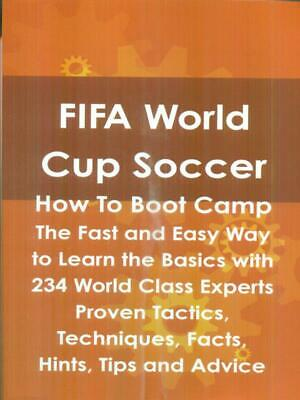 Fifa World Cup Soccer How To Boot Camp  Glackin Lance  0000