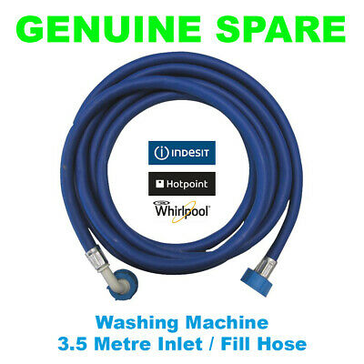 Kitchen & Home Appliances 1.96 Metre Spares2go Y Fill Twin Inlet Hose for Ariston Washing Machines