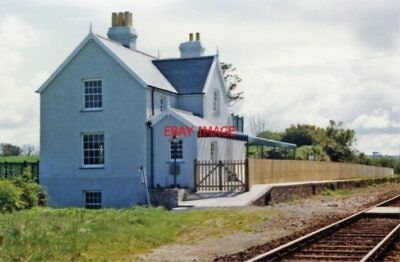 Photo  Chapelton Railway Station Devon 1987 Lswr Exeter-Barnstaple And Ilfracomb
