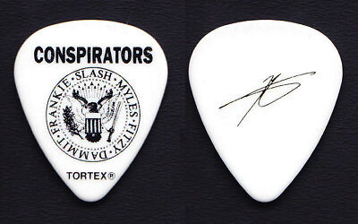Slash and the Conspirators Myles Kennedy Signature Guitar Pick #2 2012 Tour GNR