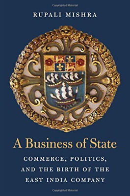 Mishra Rupali-A Business Of State (UK IMPORT) BOOK NEW