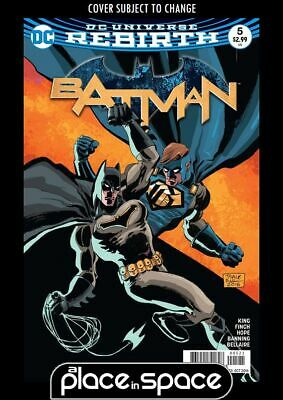 Batman, Vol. 3 #5B - Sale Variant (Wk01)