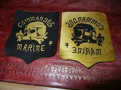 COS      COMMANDOS    MARINE       HUBERT       PROTOTYPE        patch    ( 2 )