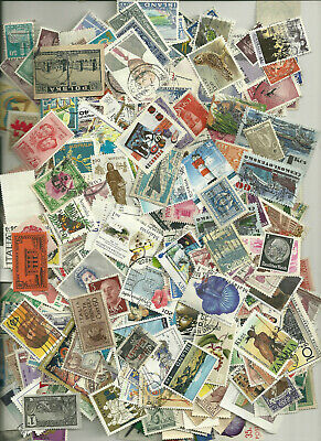 500 Worldwide Stamps,  All Different, No Us 37