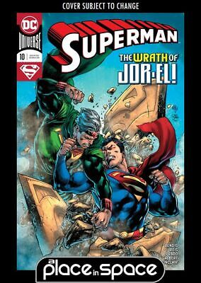 Superman, Vol. 5 #10A (Wk15)