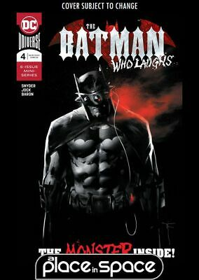 Batman Who Laughs, Vol. 2 #4A (Wk15)