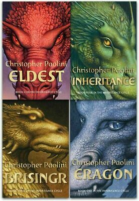 The Inheritance Cycle EB00K Collection- 4 books [EB00K]