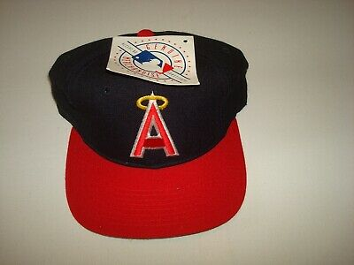 d4e57b612d7 California Angels Sports Specialties Deadstok Vintage 90S Hat Cap Fitted 7