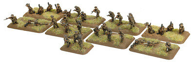Flames of War American Rifle Platoon United States Miniatures GUS702