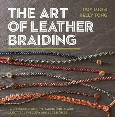 The Art of Leather Braiding: A Beginner's Guide to Making Coiled and Knotted Jew