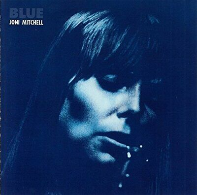 Mitchell, joni - Blue CD Warner NEW