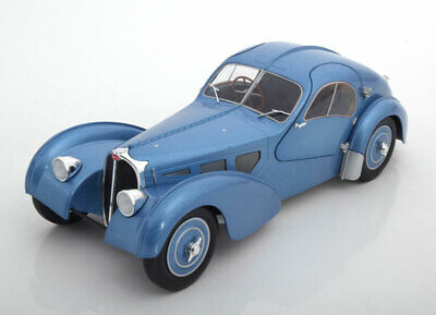 1:18 Solido Bugatti 57 SC Atlantic 1938 lightblue-metallic