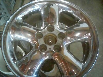 Wheel 16x7 Aluminum 5 Spoke Chrome Fits 97 99 CATERA 4790330