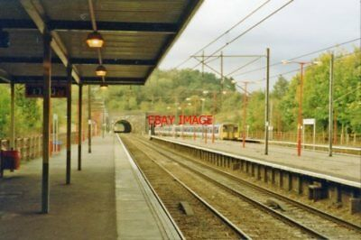 Photo  Hadley Wood Railway Station Middlesex 1993 Gnr London - Doncaster Etc Mai