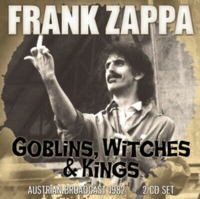 Frank Zappa - Goblins, Witches & Kings (2cd) NEW 2 x CD