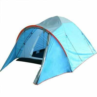 Waterproof Family Camping Tent For 3 Person – Hiking Outdoor Portable 4 Season D