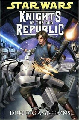 Star Wars: Knights of the Old Republic Volume 7 - Dueling Ambitions, John Jackso