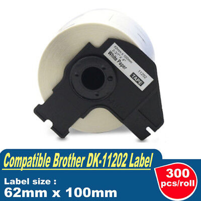 Compatible with Brother DK-11202 Label Shipping/Name for QL-570 QL-700