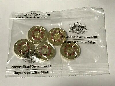 2019 Bring Them Home - 100 Years of Repatriation $2 Coin Sachet / Bag (5 Coins)
