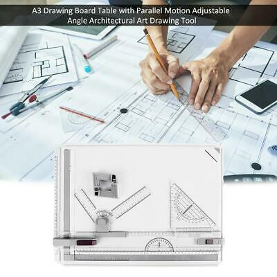 A3 Drawing Board Art Architecture Parallel Motion Adjustable Angle Art Tool