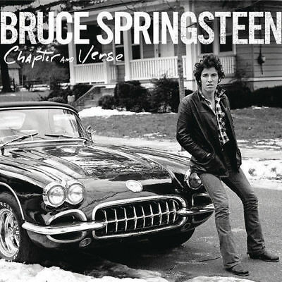 Bruce Springsteen Chapter & Verse Cd New Sealed Free Uk Post