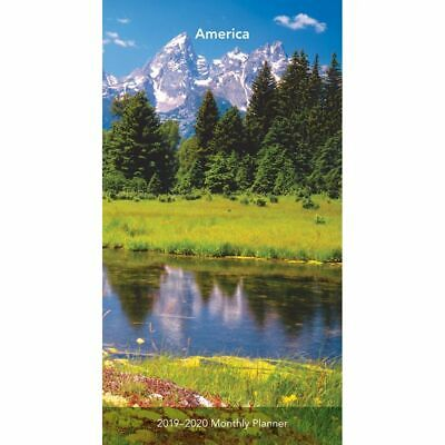2019 America Pocket Planner,  by BrownTrout