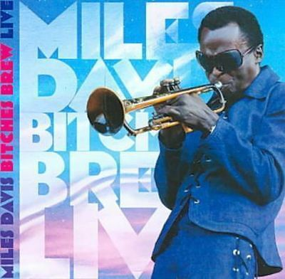 Miles Davis - Bitches Brew Live (Live Recording, CD 2011) NEW SEALED